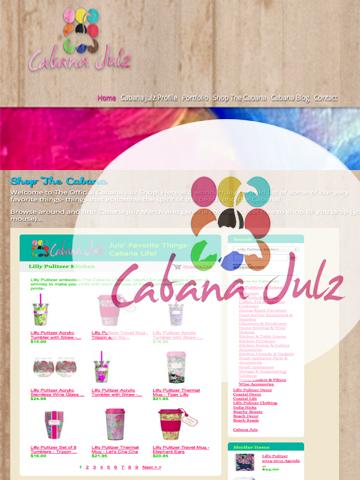 Artist Portfolio and Online Store