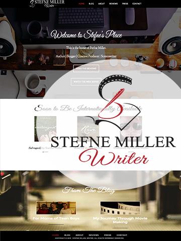 Stefne Miller Writer